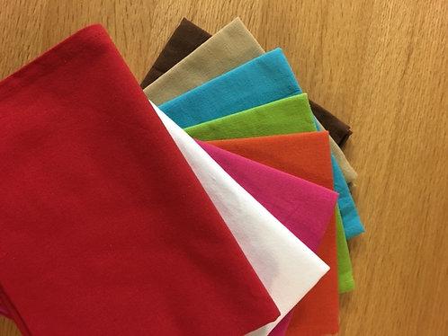Dunroven Solid Tea Towels - Assorted Colors