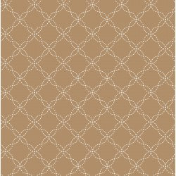 KimberBell Basics LATTICE BROWN