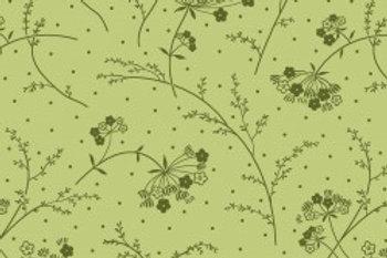 KimberBell Basics MAKE A  WISH GREEN
