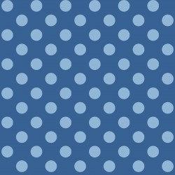 KimberBell Basics DOTS BLUE