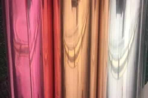 Heat Transfer Foil - Metallic = Asst Colors