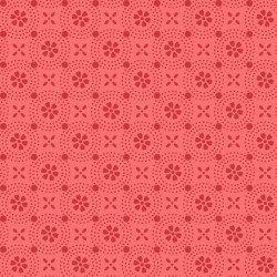 KimberBell Basics DOTTED CIRCLES PEACHY PINK