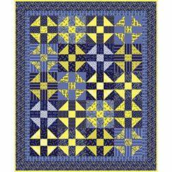 Baroque Garden Quilt Kit