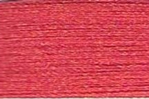 Floriani Polyester 40wt Thread - PF156 Persimmon