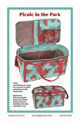 PICNIC IN THE PARK By Annie Pattern