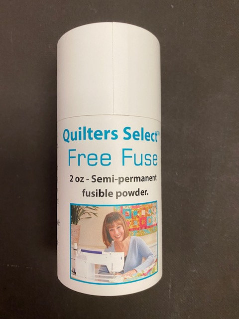 Quilters Select 2oz Free Fuse