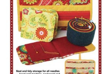 Needle Case and Wool Pincushion By Annie Pattern
