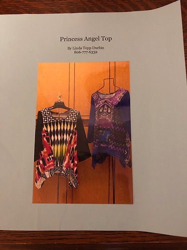 Princess Angel Pattern