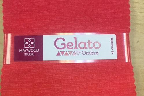 "Gelato Ombre 5""x5"" Square Fabric Pack"