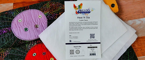 Florani Heat and Stay Fusible Fleece