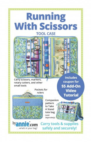 Running with Scissors By Annie Pattern