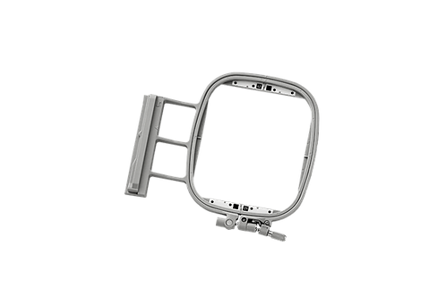 "Brother Stellaire 4"" x 4"" Square Hoop with Camera Positioning Strips"