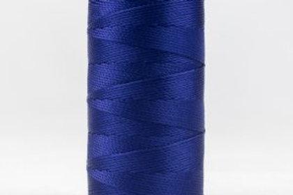 WONDERFIL RAZZLE 8wt Rayon Thread DARK BLUE