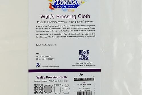 RNK Walt's Pressing Cloth