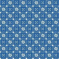 KimberBell Basics DOTTED CIRCLE BLUE