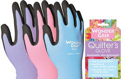 Wonder Grip Quilters Gloves