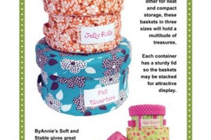 Nesting Baskets By Annie Pattern