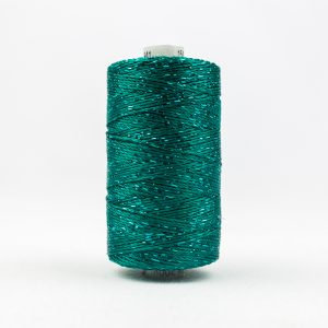 WONDERFIL DAZZLE 8wt Rayon with Metallic Thread BLUEGRASS GREEN