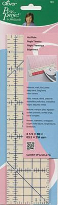 Press Perfect Hot Ruler
