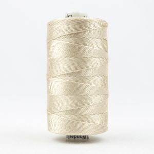 WONDERFIL RAZZLE 8wt Rayon Thread ECRU
