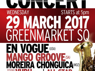 CTIJF Free Community Concert's line-up to Jazz up the city