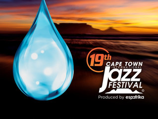 19th Cape Town International Jazz Festival 2018 – EVENT WATER USAGE ADVISORY