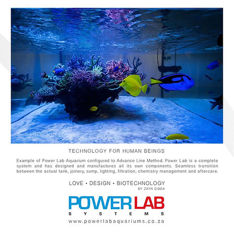 POWERLAB AQUARIUMS