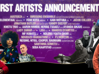 Top local and international jazz artists to lead the 21st celebration of the Cape Town International