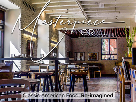 Masterpiece Cuisine Is Opening a Full Service Restaurant!