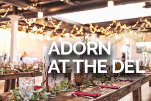 Adorn at the Del Venue