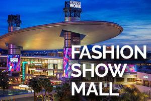 Fashion Show Mall Venue