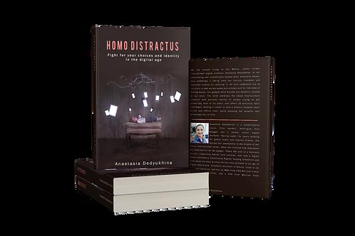 Homo Distractus Print Book