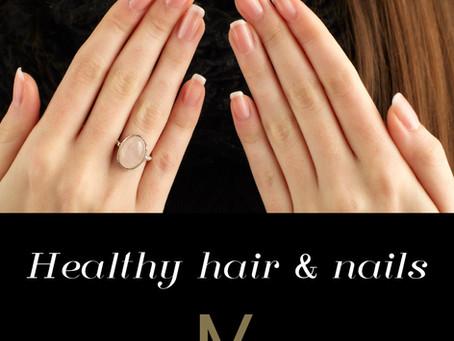 Vier eetgeheimen die zorgen voor mooi haar en glanzende nagels