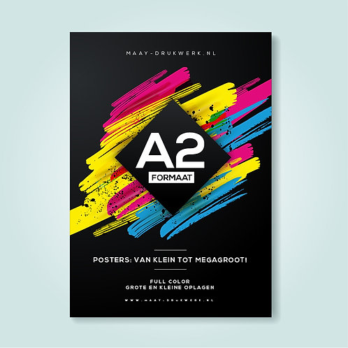 Poster A2 (420 x 594 mm)