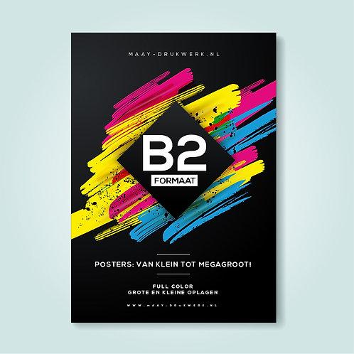 Poster B2 (500 x 700 mm)