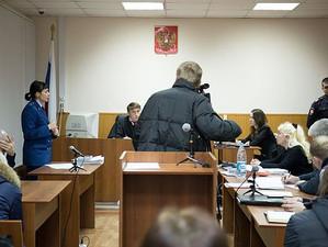 Онлайн-трансляция 28-ой апелляции Юрия Осипенко.