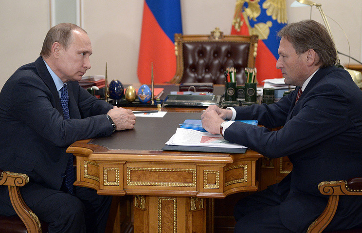 Дело Осипенко. Бизнес-омбудсмен Б.Ю.Титов , В.В. Путин