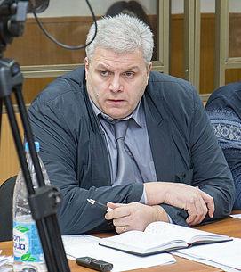 Дело Осипенко. Представитель аппарата уполномоченного Валентин Богдан