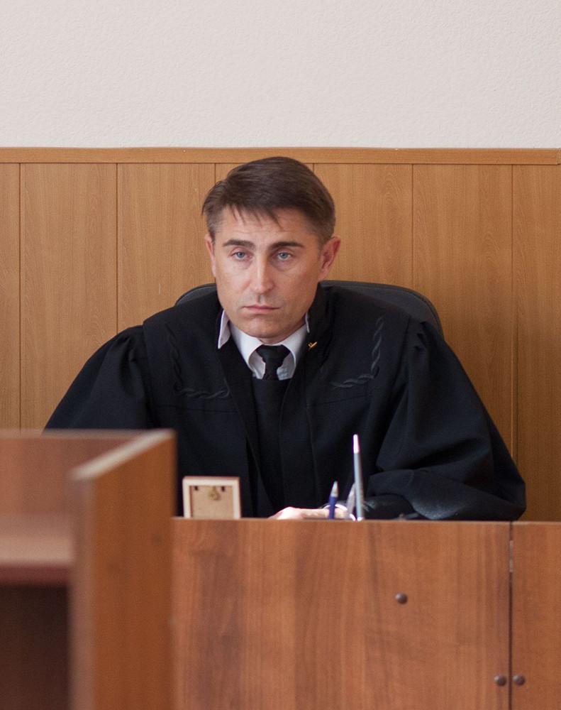 Дело Осипенко. Судья Стешенко