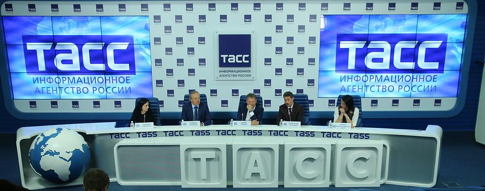 Пресс-конференция в ТАСС. Дело Осипенко
