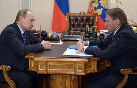 Борис Титов , Призедент, Законопроект, Дело Осипенко, предприниматель