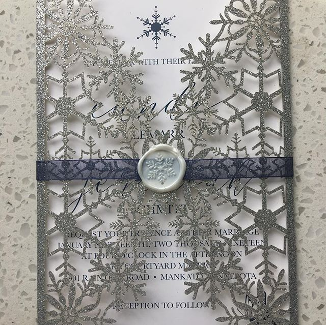 Wedding Invitation with Gate card