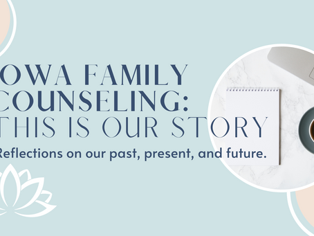 Our Story: Reflections on our Past, Present, and Future