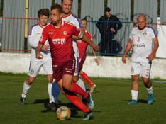 VIDEO Futbalistom nebolo dopriate viac, vSabinove remizovali vďaka Lapošovi