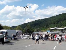 ZMENA PRAVIDIEL: Nahranici štrajkovali aj Poliaci