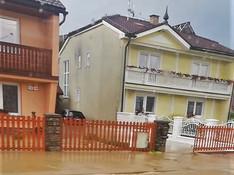 VIDEO Silná búrka vyčíňala vobci Ľubotín a okolí