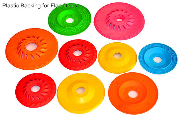 Plastic Backing for Flap Disc