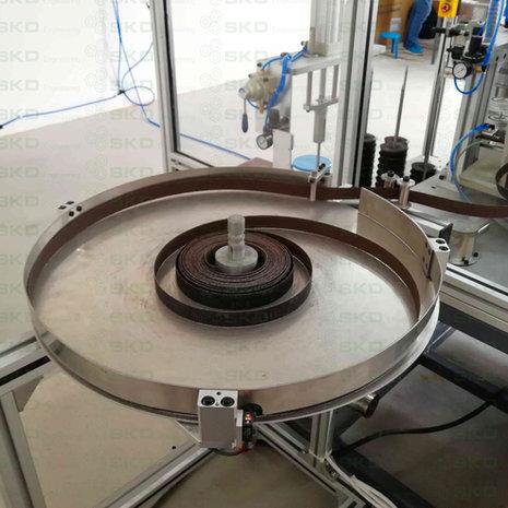 SKD Flexible Flap Disc Machine-Abrasive Belt  Holder