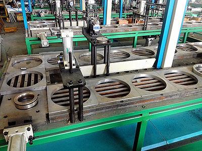 grinding wheel  press