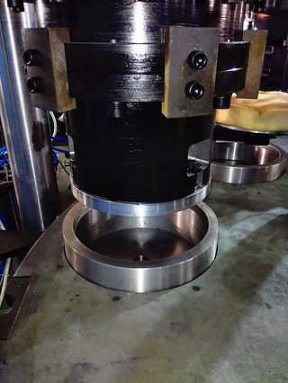 rotary press for grinding wheel 100-125mm